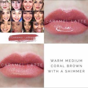 Caramel Latte LipSense Long Lasting Lip Color